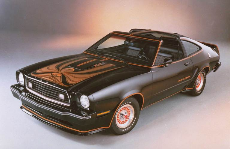 Ford Mustang 1978. CN-19503-96