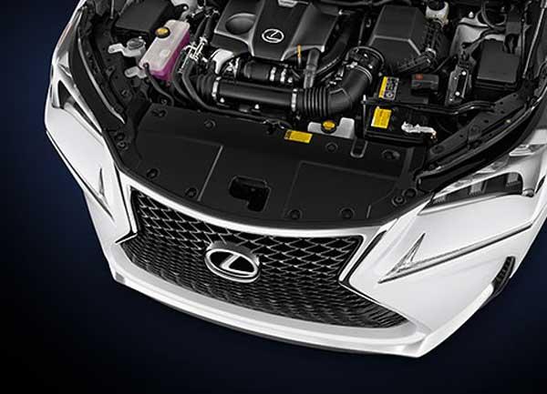 Lexus-maintenance-genuine-parts