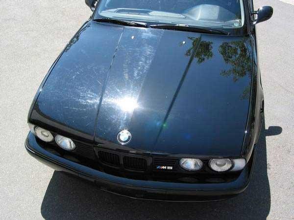 رنگ بدنه اتومبیل