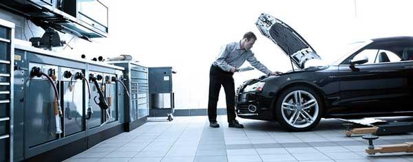 تعمیرات خودروهای لوکس وارداتی
