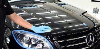 پوششهای نانو سرامیک از رنگ بدنه خودرو