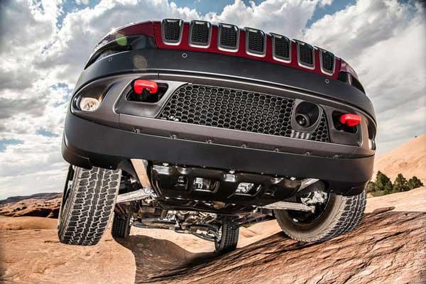 تقویت سپرهای فایبرگلاس خودروهای آفرود