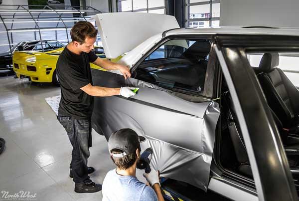 کاورهای بدنه برای اتومبیلها