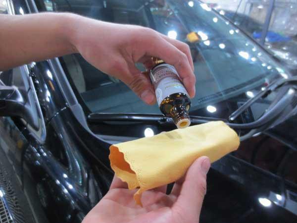 پوششهای نانو سرامیک بر روی بدنه خودروها