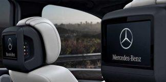 اکسسوریهای اصلی اتومبیلهای مرسدس بنز