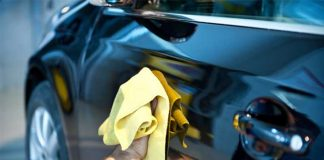 خدمات تخصصی واکس بدنه اتومبیلها