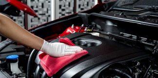 جدیدترین متدها برای موتورشویی خودرو