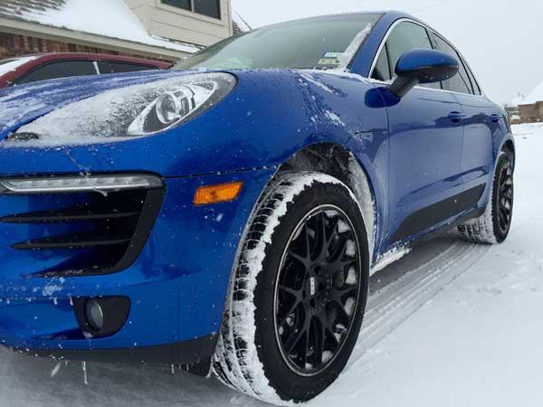 تایرهای زمستانی بر روی انوع اتومبیلها