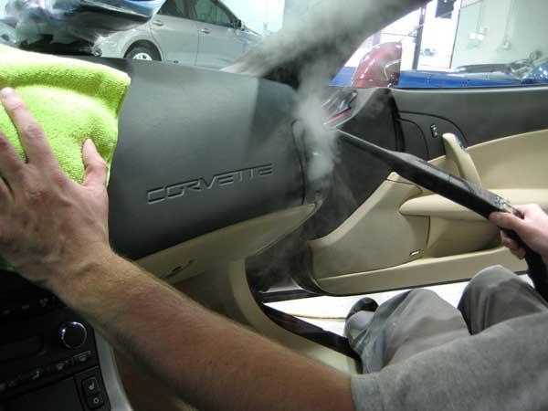 ضدعفونی داخل کابین اتومبیل