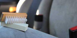 نحوه شستشوی صندلیهای یک اتومبیل