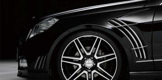 رینگ تیتانیومی اتومبیلهای لوکس