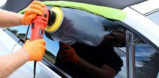 ترمیم ترکخوردگی شیشه خودرو