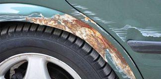 صافکاری و نقاشی گلگیر خودروها