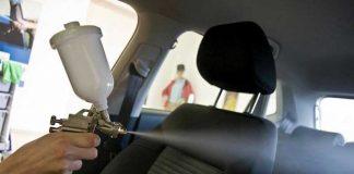 بوی بد داخل کابین خودرو