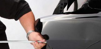 صافکاری خودروها