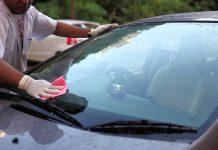 نانو سرامیک شیشه خودرو چگونه انجام میشود؟