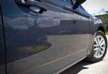 از بین بردن خط و خش خودروها