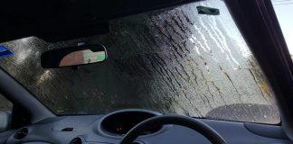 بخار گرفتن شیشه خودرو