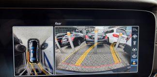 نصب دوربین 360 درجه بر روی انواع اتومبیلهای وارداتی