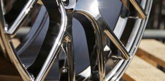 آبکاری رینگ خودرو
