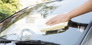 پوشش نانو شیشه انواع خودرو