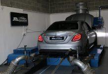 ریمپ تخصصی خودروهای مرسدس بنز