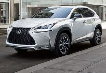 واردات و عرضه قطعات یدکی خودروهای لکسوس NX